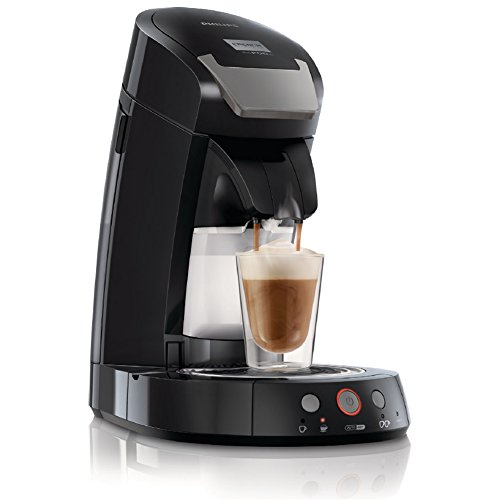 PHILIPS Senseo HD7853 Cappuccino Select Coffee Pod Machine 220 V + Transformer