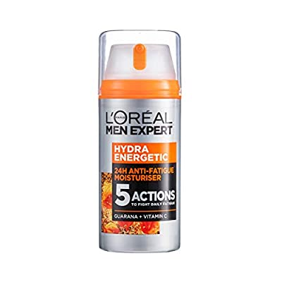 L'Oreal Men Expert Hydra Energetic Anti-Fatigue Moisturiser for Men 100 ml from Loreal