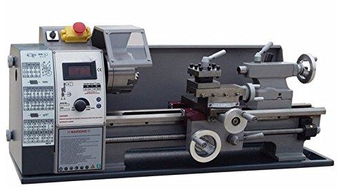GOWE Mini draaibank Machine Kleine Huishoudelijke draaibank met 600 W Motor