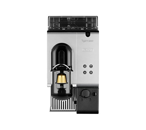 Delonghi EN520.S Nespresso Lattissima Plus Coffee Maker - Silver