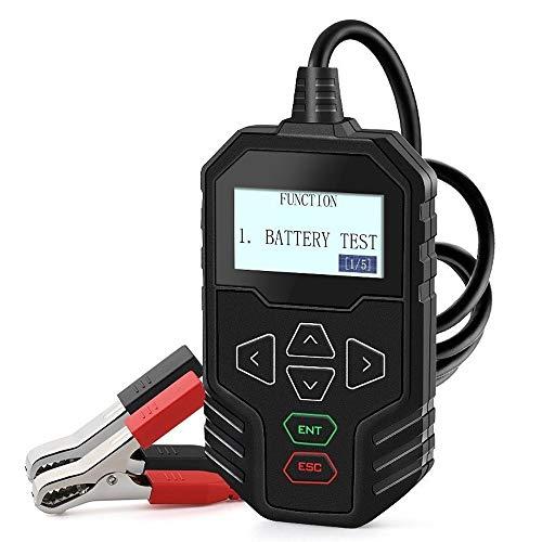 Fantastic Prices! C.W.USJ Car Tester Tool 12 V 24 V Car Truck Battery Tester 12V 24 V Car Truck Batt...