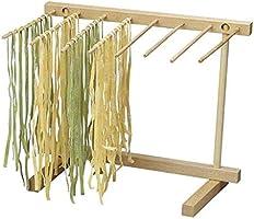 Eppicotispai EP 102 Natural Beechwood Collapsable Pasta Drying Rack