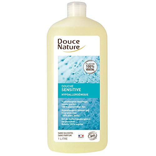 DOUCE NATURE Douche Sensitive Hypoallergénique 1L Bio -