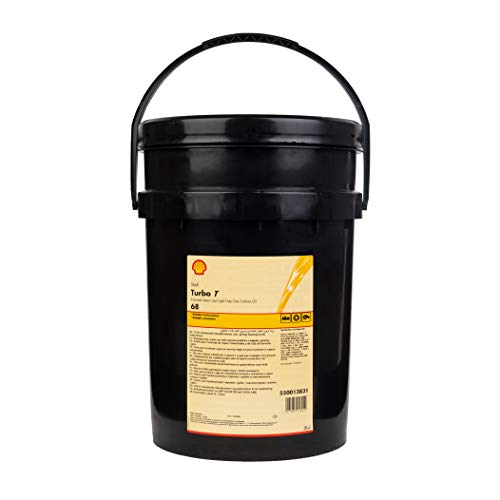 SHELL TURBO T 68 HIGH PERFORMANCE STEAM TURBINE OIL 20LTR