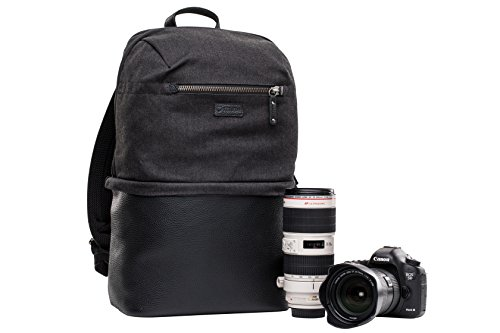 Tenba Cooper DSLR Backpack Rucksack, 48 cm, 18 liters, Grau (Gray)