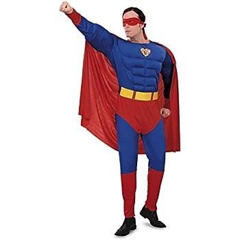 Disfraz barato de Héroe Musculoso talla XL hombre: Amazon.es ...