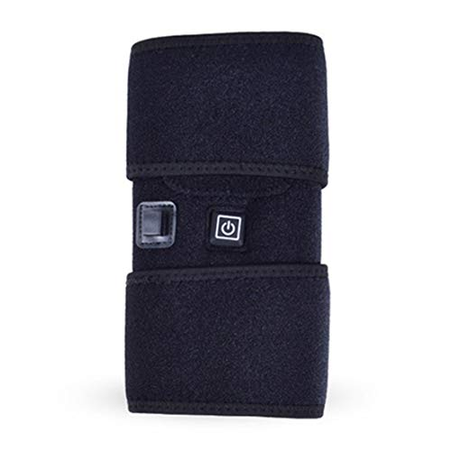 Zhoutao WTR25 Elektroheizung Knieschützer Hot Compress-Bein-Wärmer Winter-Knie warm halten Protektoren mit USB-Datenkabel