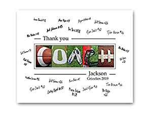 13 Football Coach Gifts for 2019 - Unique & Personalized Present Ideas