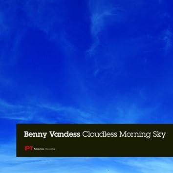 Cloudless Morning Sky