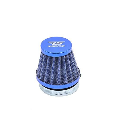 SZHSM Filtro de Aire de la Abrazadera Universal de Alto Rendimiento del Filtro de reemplazo Premium de Alto Rendimiento 35 mm 38mm 42mm 45mm 58mm Cabeza de la Motocicleta de la Cabeza de la Cabeza