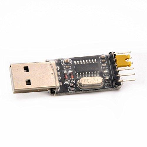 Her TTL UART Module ch340g ch3403.3V 5V Interrupteur Serial Converter CP2102PL2303