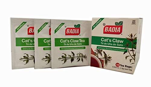 30 Bags Cat's Claw Tea Digestive, Immune Booster / Te una -uña de Gato Kosher