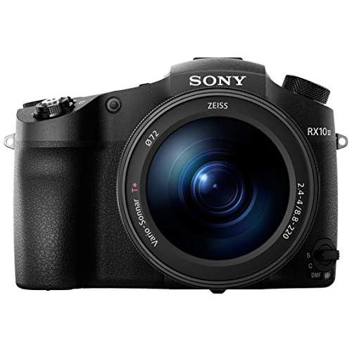 Sony DSC-RX10M3 Fotocamera Digitale Compatta Premium con Sensore da 1