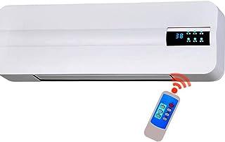 Calefactor Eléctrico De Pared Calentador De Aire Caliente Calentador De Baño Hogar Pequeño Aire Acondicionado Ventilador Calefacción Y Refrigeración De Doble Uso