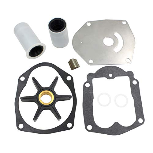 Water Pump Repair Kit 821354A2 Outboards for Mercury or Mariner 30 HP Through 50 HP, 4-Stroke Outboards