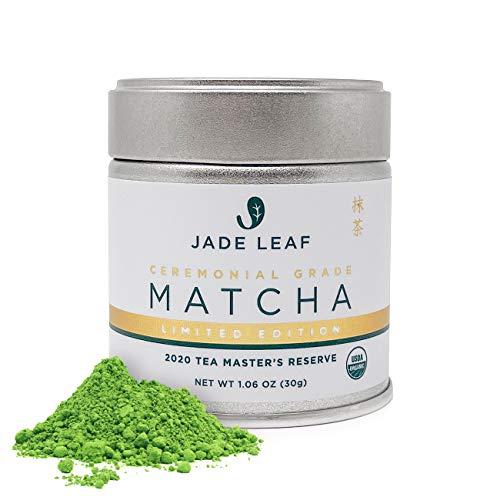 Jade Leaf - Limited Edition Organic…