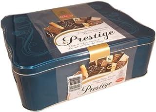 Delacre Prestige Holiday Thanksgiving Christmas Belgian Chocolate Luxury Bisc...