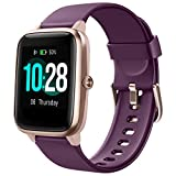 Best Heart Rate Monitors - Letsfit Smart Watch with Heart Rate Monitor, 1.3 Review