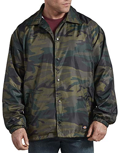 Camo Jacket for Mens With Spaceship
