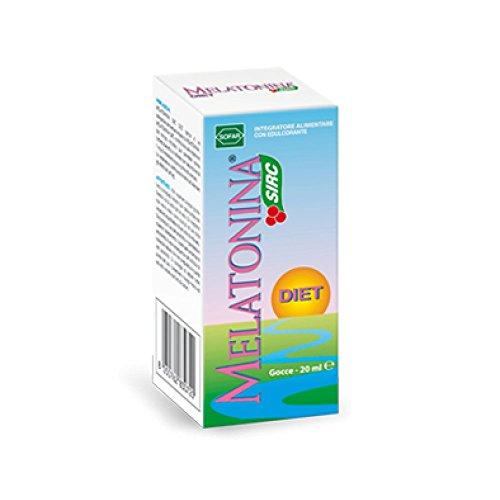 Melatonina Sirc Diet Gocce - 20 ml