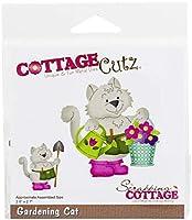 "CottageCutz Dies-Cat W/Wagon 3.5""X3"""