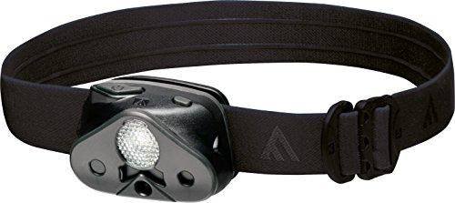 MacTronic 400575 Uni Head Lamp Nomad 02–340 LM de thl0021 Lampes Frontale, Noir/Gris, One Size