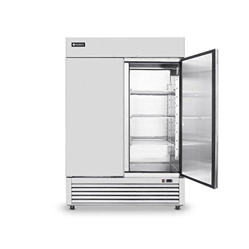 Hendi Tiefkühlschrank zweitürig 1200 L Kitchen Line