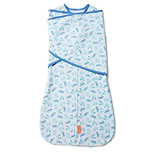 SwaddleMe Arms Free Convertible Swaddle – Size Extra Large, 6-9 Months, 1-Pack (Lil Off Roader)