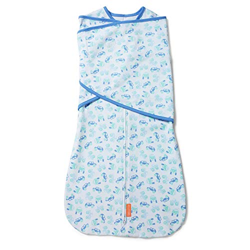 SwaddleMe Arms Free Convertible Swaddle  1 Pack Lil Off Roader 69 Months