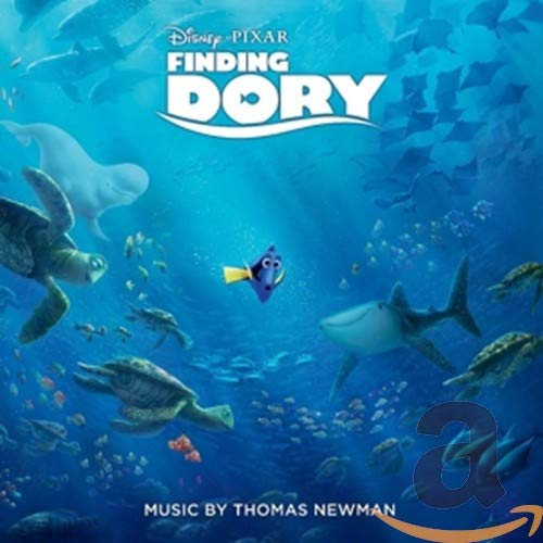 Finding Dory (Findet Dorie) - Original Soundtrack