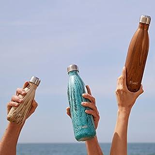 S'well Teakwood Water Bottle للبيع