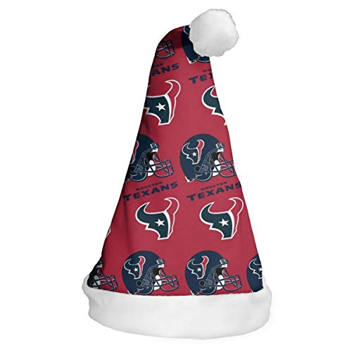 Christmas Hats Houston-Texans Santa
