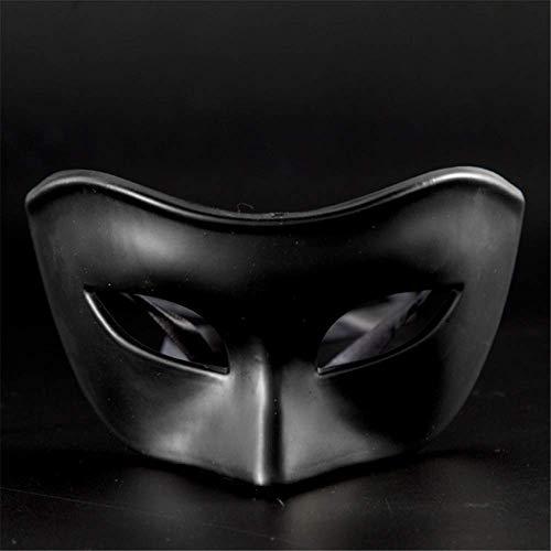 KSFC Máscara Fantasma de Festival de Fantasmas Horror de Halloween Cara de Fantasma Accesorios complicados Mascarada Cráneo de gritos malvados Mostrar Accesorios