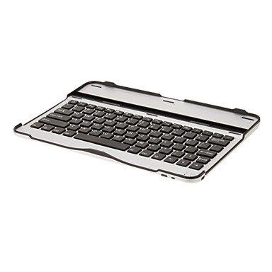 Mobiele telefoon Bluetooth Chiclet-toetsenbord voor Samsung 7500/7510 (verschillende kleuren) zilver-zwart