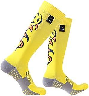 RANDY SUN Waterproof Skiing Socks, [SGS Certified] Unisex Knee Length Breathable Hiking Trekking Sock 1 Pair