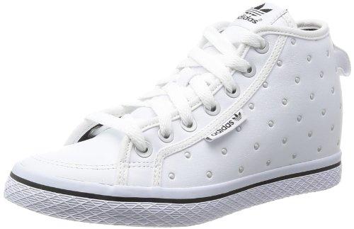 Adidas Honey UP W Zapatillas Sneakers Cuero Blanco para Hombre