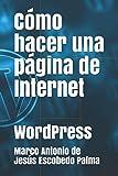 Cómo hacer una página de Internet: WordPress