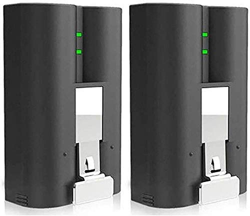 Ring Rechargeable Battery,2 Packs 3.65V Lithium-Ion Battery for Ring Video Doorbell,Spotlight Cam