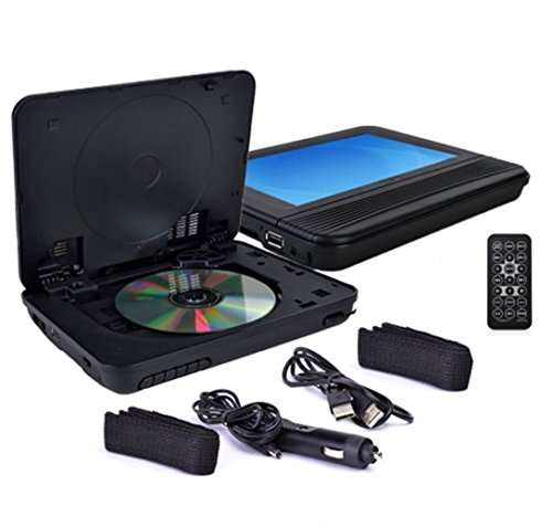 RCA 7' Screens Mobile DVD System with Dual Screens