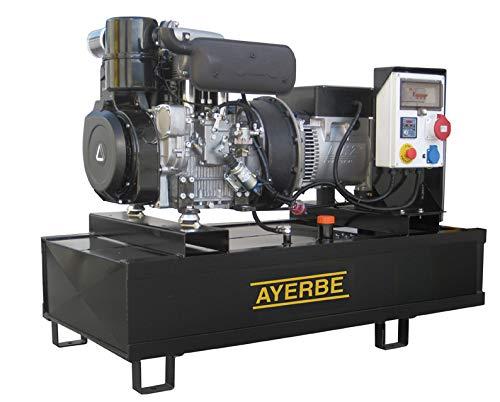 Ayerbe ayerbe 1500 diesel - Generador ay-1500 10mn lombardini aire estandar automático