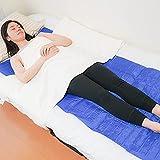THANKO 熱帯夜も一晩中熟睡「水が流れる冷感ひんやりマット」S-WCM21B