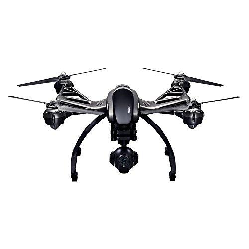 Yuneec Q500 4K Typhoon Quadcopter Drone RTF w/CGO3 Camera, ST10+ & Steady Grip (Certified Refurbished)