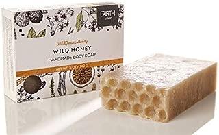 Earth Luxe Hand Made Facial Soap- Wild Honey