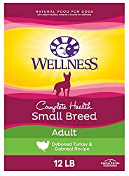 Wellness Complete Health Small Breed Wellness dog food reviews