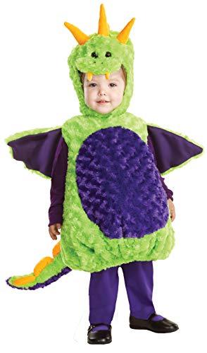 Underwraps Costumes Costume Peluche BÉBÉ Dragon-Taille 18/24 Mois
