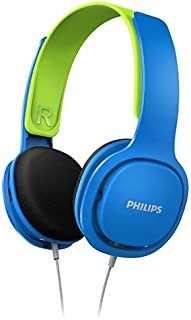 Philips SHK2000BL/27 Kids Headphones, Blue