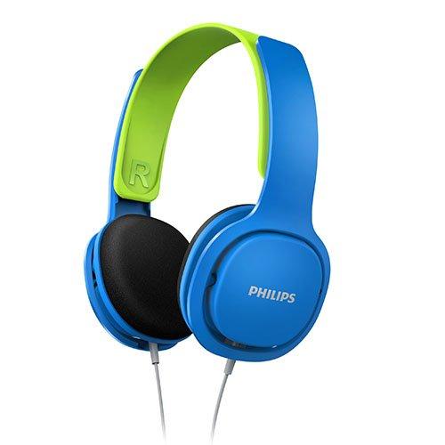 Philips SHK2000BL/27 Kids Headphones, Blue