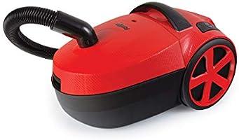 Fantom Dc 3000 Çekici Toz Torbalı Elektrikli Süpürge 850 Wattage, Kırmızı