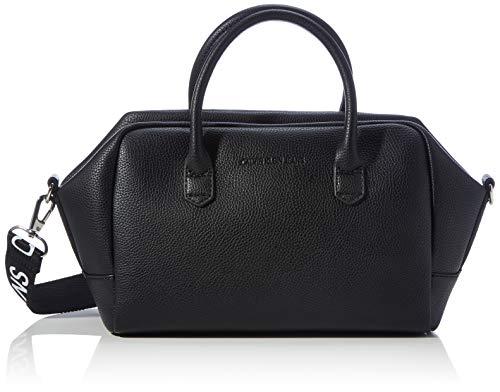 Calvin Klein Donna Satchels, Nero, Taglia unica