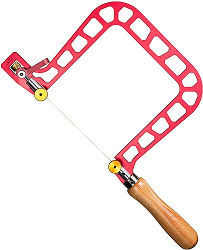 Knew Concepts 5' Woodworker Fret Saw with Lever Tension